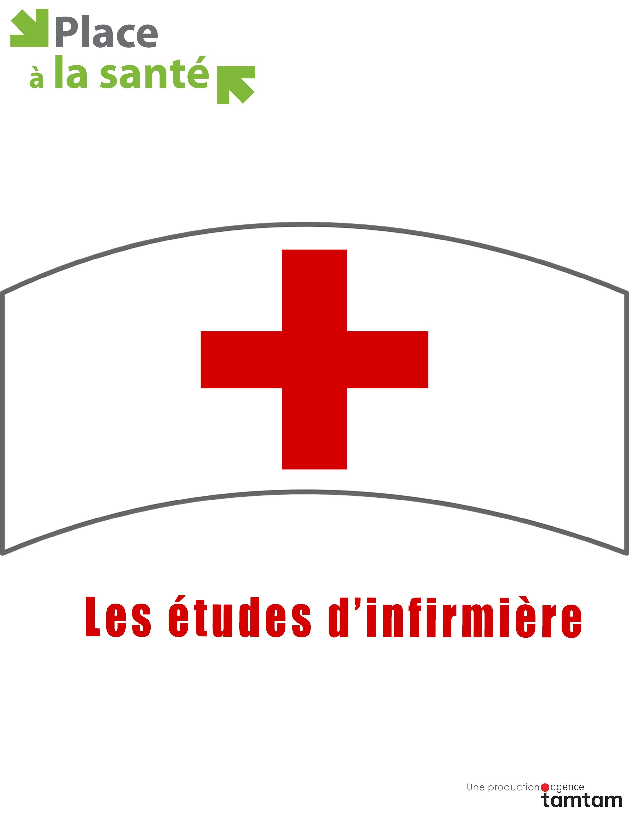 Les études d'infirmière