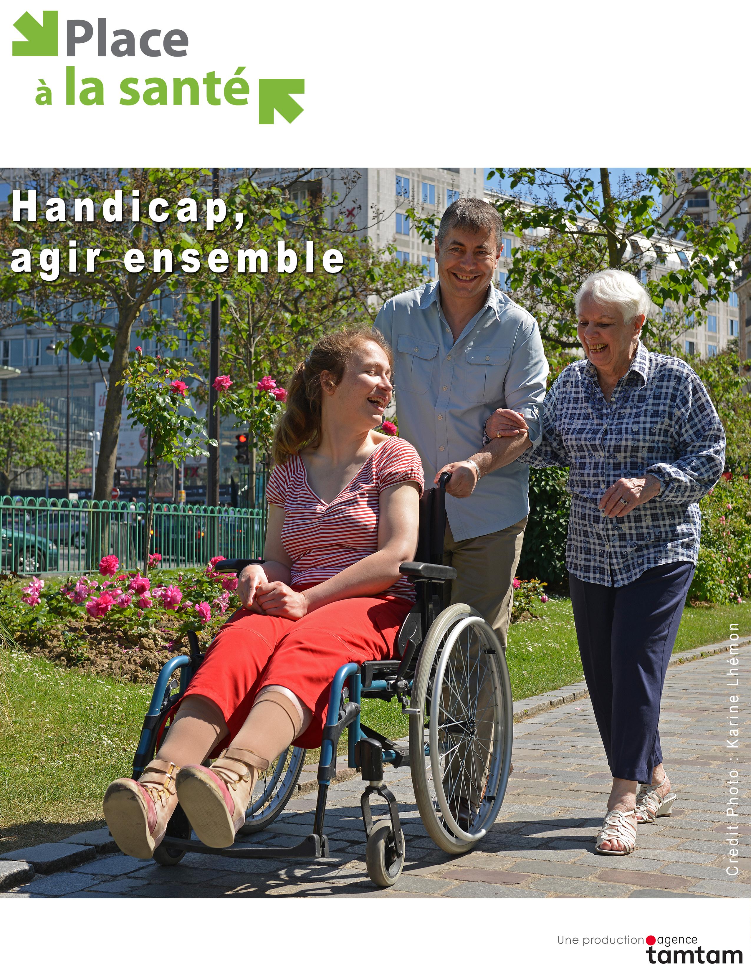 Handicap, agir ensemble