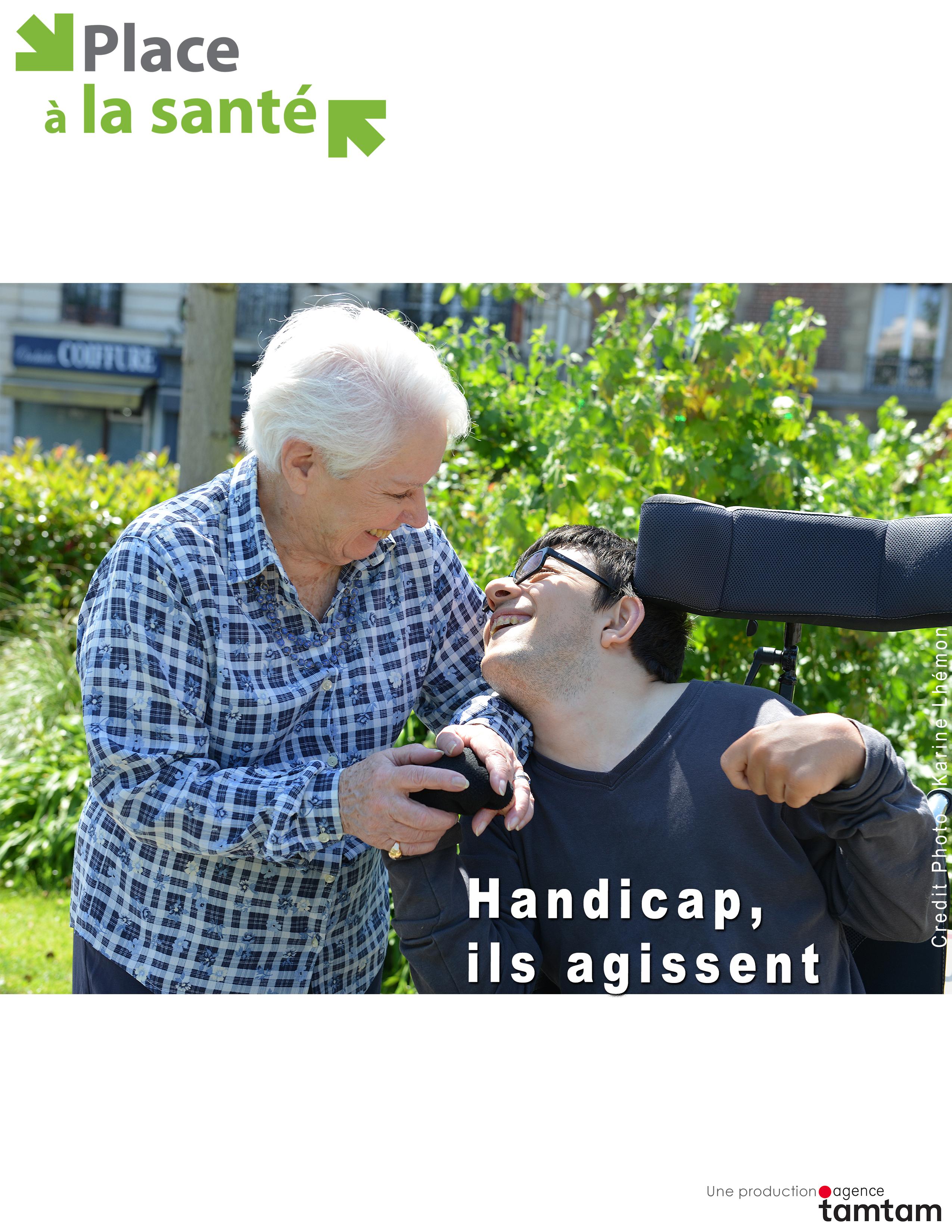 Handicap: ils agissent